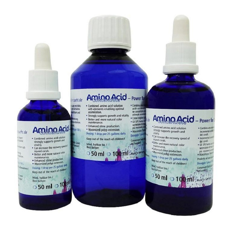KORALLEN-ZUCHT AMINO ACID CONCENTRATE 10ML